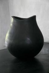 Stor Gentong teak vase XXL