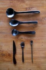 Teak spoon