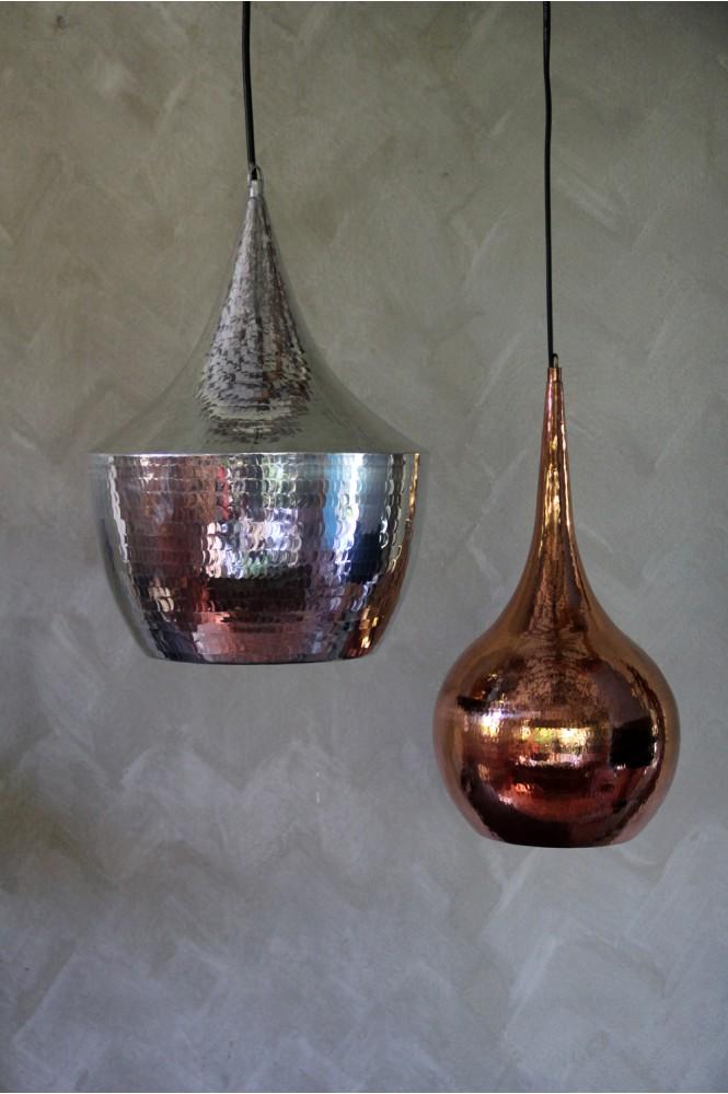 Teardrop kobber lampe Nomad Living