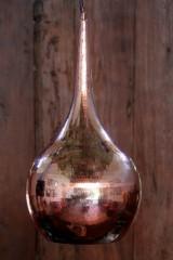 Teardrop copper