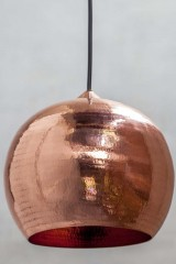 Apple lamp copper