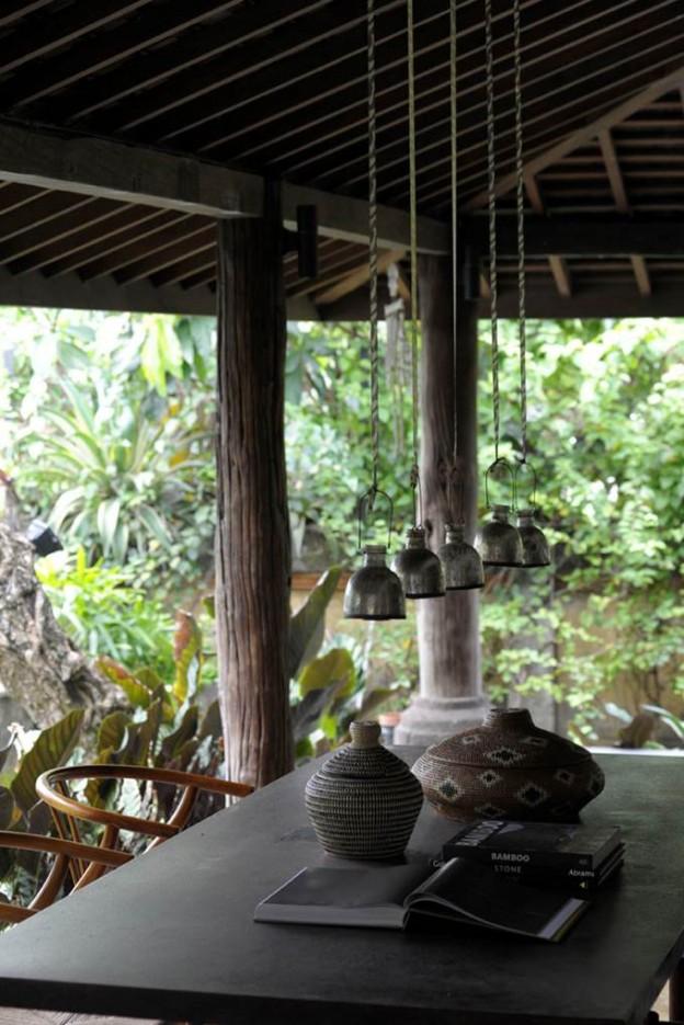 kurve, Bali